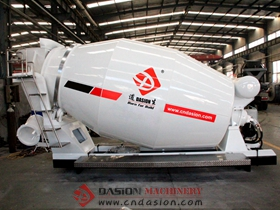 Concrete Mixer Truck Drum