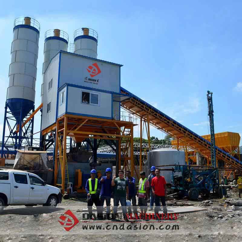 Asphalt Batching Machinery For Sale In India Xinhai
