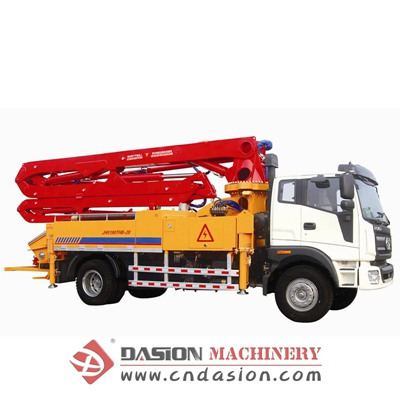 Concrete Boom Pump