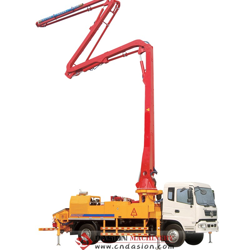 concrete pump machine is skillful in Risks with setting-up concrete pumping equipment include concrete pumping  booms tipping over and workers being crushed or run over by the.