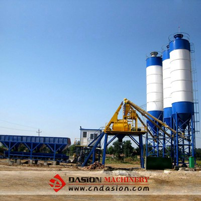 Bucket Concrete Batching Plant