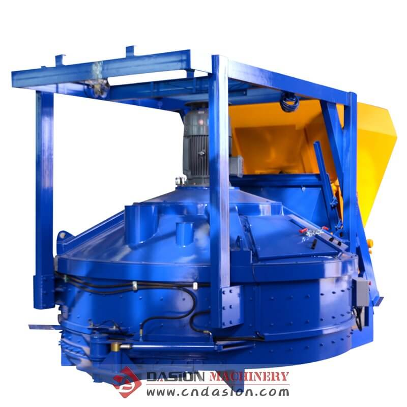 JN Vertical-shaft Concrete Mixer
