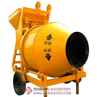JZC Portable Concrete Mixer
