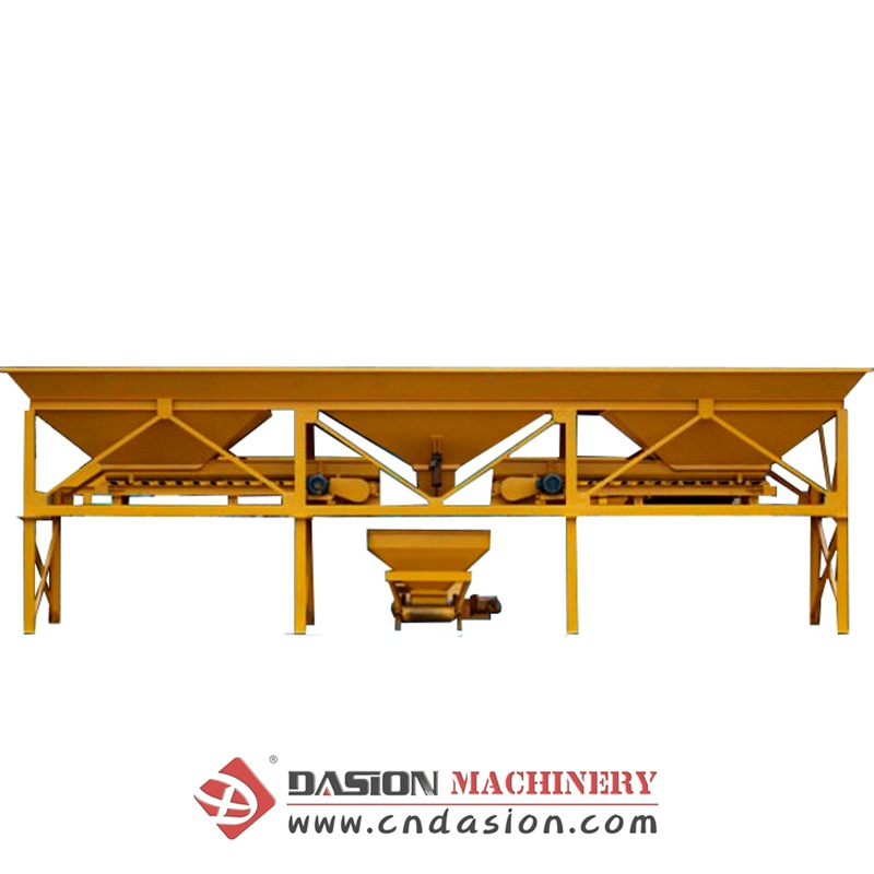 PLD Aggregate Batching Machine